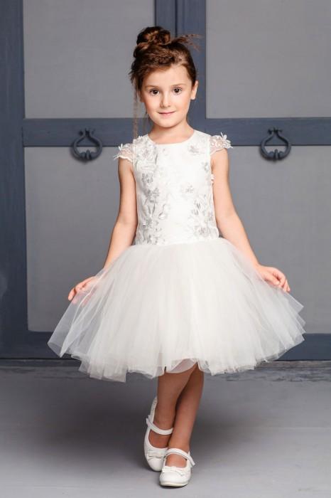 Нарядное платье для девочки Мари Текс